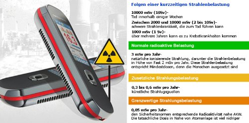 SMG2 Geiger Counter/Radiation Detector by HAAK (Image #8)