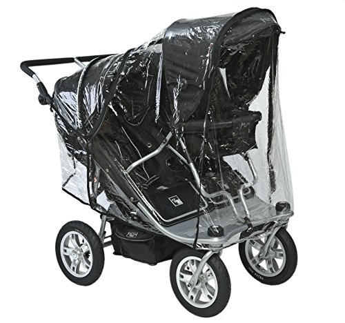- Valco Baby Twin Tri Mode & Joey Raincover