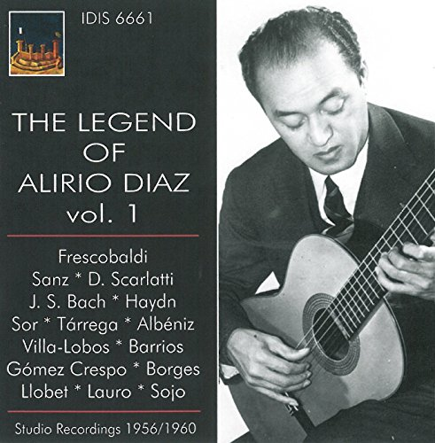 Price comparison product image Legend of Alirio Diaz