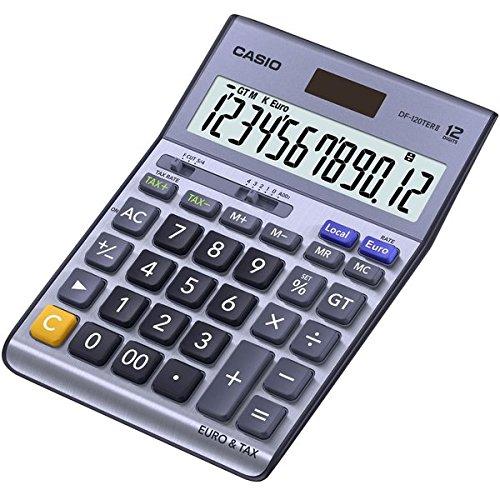 Casio Df120ter Desk Calculator