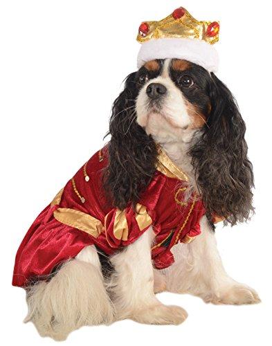 Rubie's Pet Costume, Medium, Red King]()