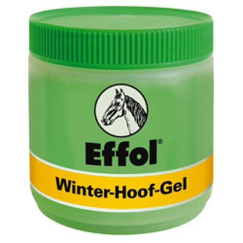 Effol Winter Hoof Gel 500ml- protects the hoof against damp, mud and moist bedding. Contains rosemary and clove (Effol Horse)