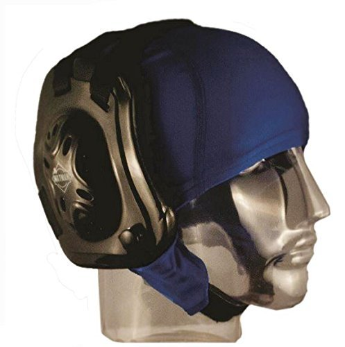 Matman Wrestling Hair Cap NAVY by Matman