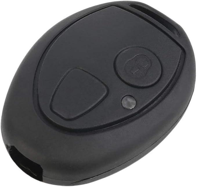 Sungpunet Ersatz Schlüsselgehäuse Mit 2 Tasten Passend Elektronik