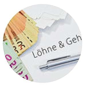 alfombrilla de ratón Los sueldos y salarios - ronda - 20cm