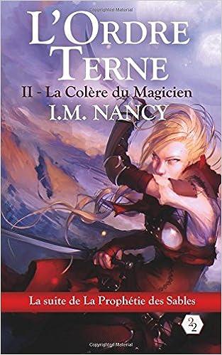 La colère du magicien de Isabelle M. Nancy 51wcikdArmL._SX311_BO1,204,203,200_