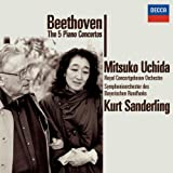Beethoven : Les 5 Concertos pour piano