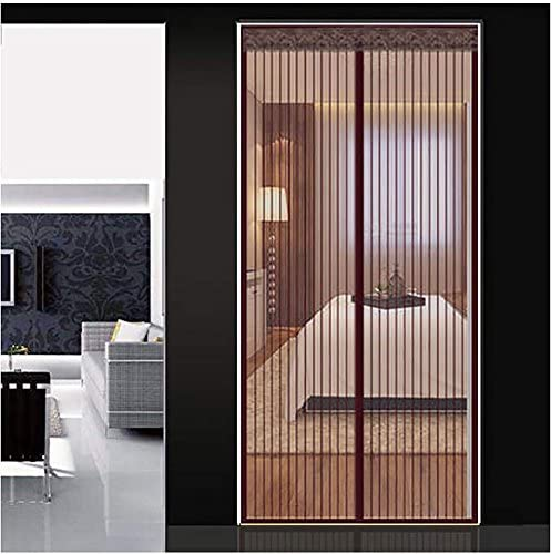 Q&F Mosquitera Puerta corredera Mosquitera para Puerta Cortina magnética Mosquitera Puerta magnetica Mosquitera Puerta magnetica para Patio,Dormitorio-80x210cm(31x83inch): Amazon.es: Hogar