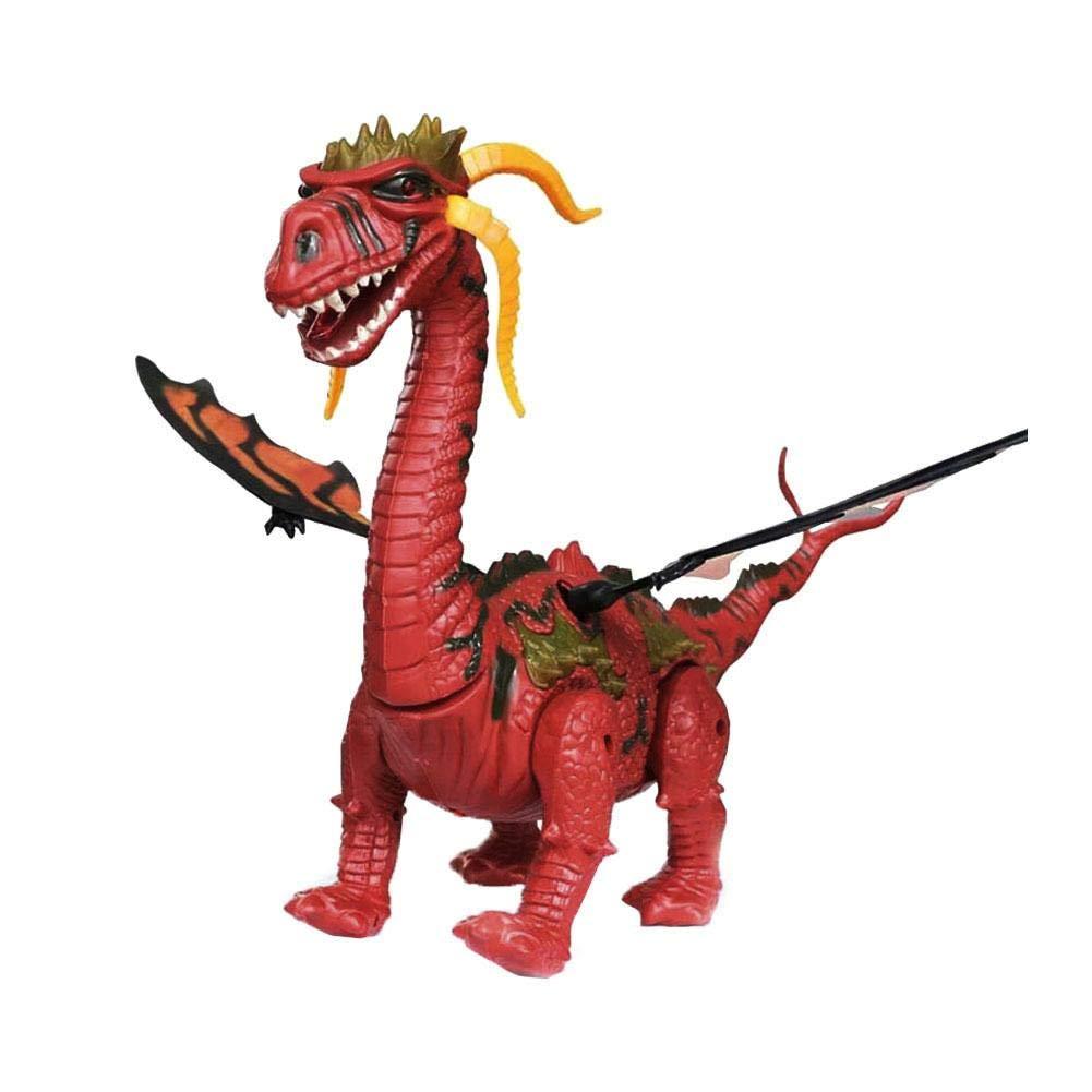Les Oeufs De Dinosaure Électriques Pondent Des Oeufs Marchant Avec Des Projections De Projection De Garçons De Dragon Des Jouets Sautant farmer-W