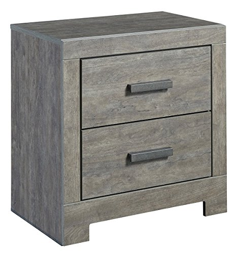 Top night stand and drawer dresser set