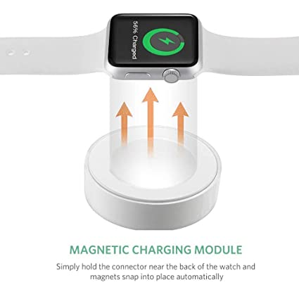 Amazon.com: Compatible con cargador de Apple Watch, cable de ...
