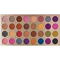 Paleta Sombra Para Ojos Pink 21 Con 32 Tonos Mixtos