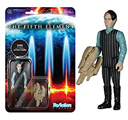 Funko ReAction: The Fifth Element - Zorg Action Figure