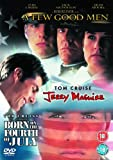 A Few Good Men/Born on the Fourth of July/Jerry Maguire [Import anglais]