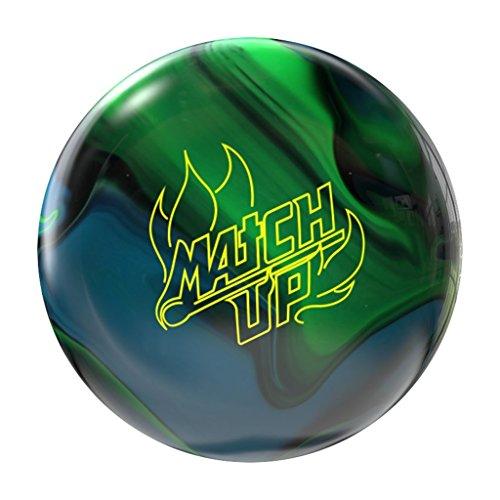 Storm Match Up Bowling Ball- Black/Aqua/Lime