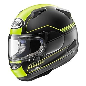 Arai signet-x Focus Amarillo Frost casco de moto