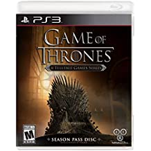 Game of Thrones - A Telltale Games Series - PlayStation 3