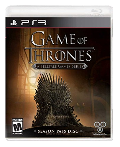 Game of Thrones – A Telltale Games Series – PlayStation 3