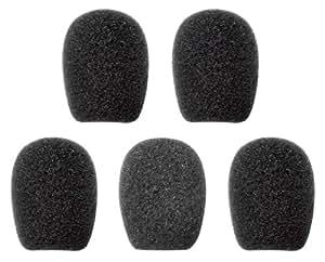 Sena SC-A0109 Espumas de Protección para Micrófono, 5 unidades