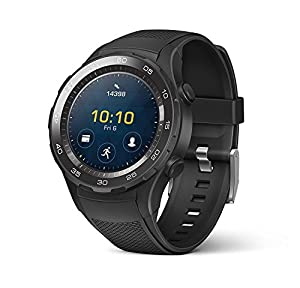 huawei watch 2 carbon black android wear 20 us warranty