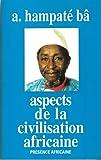Aspects de la civilisation africaine