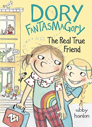 Dory and the Real True Friend (Dory Fantasmagory) by Abby Hanlon (2015-07-07)