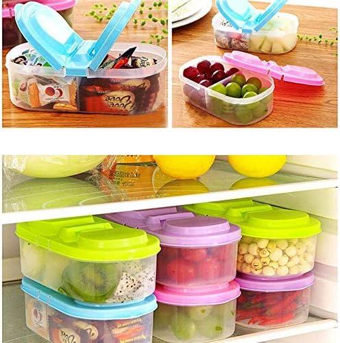 Kitchen Food - Caja de Almacenamiento para Cereales (plástico ...