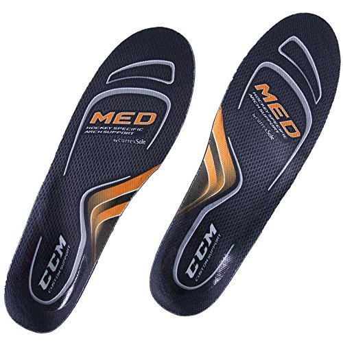 CCM Custom Support Hockey Skate Insoles