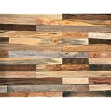 Amazon Com Peel And Stick Wood Panels