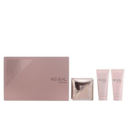 Calvin Klein - Estuche De Regalo Eau De Parfum Reveal ...