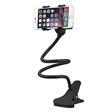 CAOTALOR Caolator Soporte para teléfono Celular Cuello de Cisne Teléfono móvil Clip 360 Grados para el