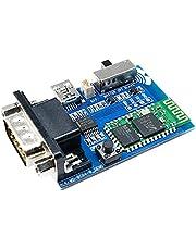 RS232 Bluetooth Serial Adapter Communication Master-Slave 2 Modes 5V Mini USB Bluetooth Serial Port Profile BC04-B