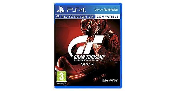 Gran Turismo Sport - PlayStation 4 [Importación francesa]: Amazon.es: Videojuegos