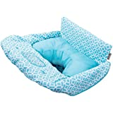 Summer Infant 2-in-1 Cushy Cart Cover and Seat Positioner, Diamonds