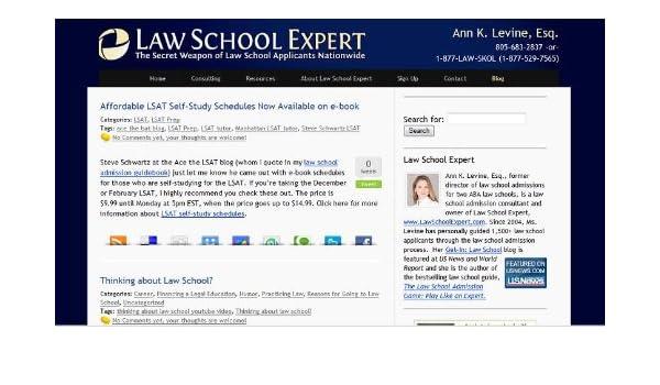 Amazon com: Law School Expert: Ann K  Levine: Kindle Store