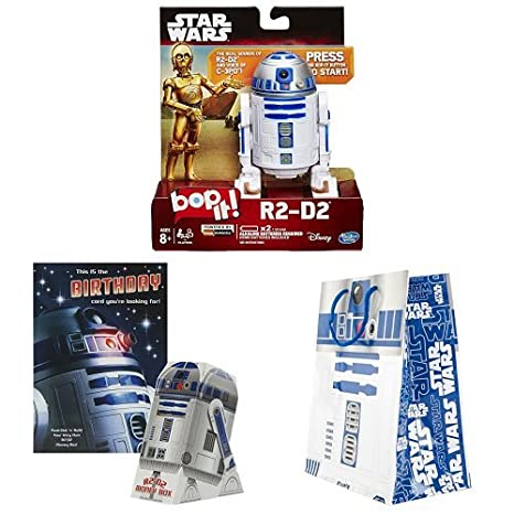 Hasbro Bop It! R2-D2 Game B3455.00