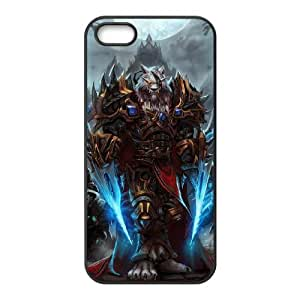 iPhone 5,5S Phone Case World of Warcraft D3Z91446