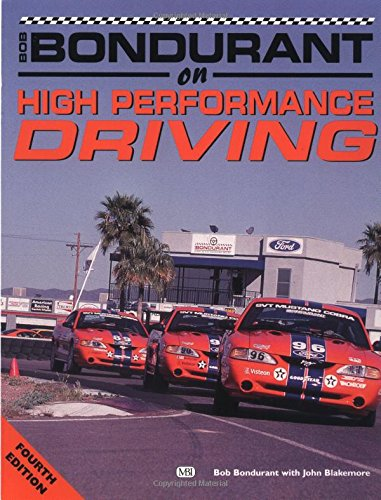 Bob Bondurant on High Performance - Ap Shop Racing