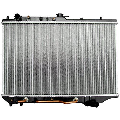 SCITOO 1135 New Aluminum Radiator fits for Mazda Protege Mazda 323 1 in ()