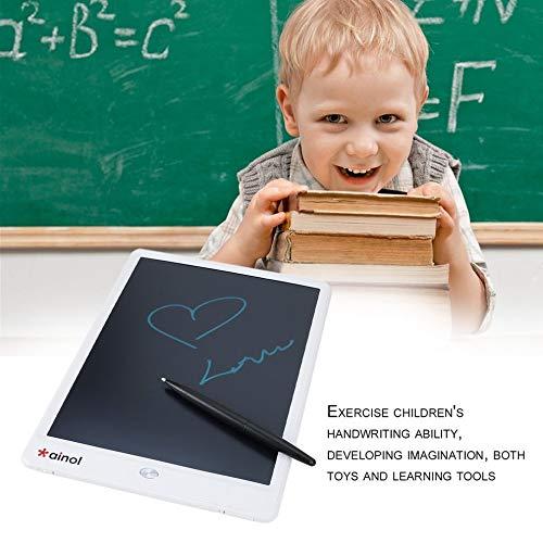 Writing Tablet 10 Inch LCD Writing Tablet Digital Drawing Handwriting Tablet Portable Writing Board Ultra-Thin Energy Saving