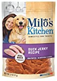 Milo'S Kitchen Duck Jerky Recipe Dog Treat, 2.7-Ounce For Sale