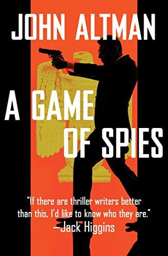 A Game of Spies — John Altman