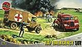Airfix A03304 1:76 Scale RAF Emergency Set Dioramas Classic Kit