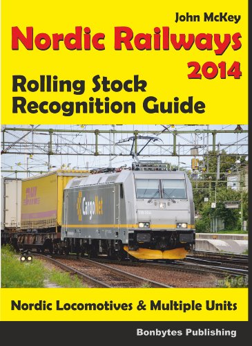 - Nordic Railways - Rolling Stock Recognition Guide 2014