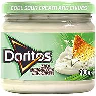 Doritos Sour Cream Chive Dip 300g