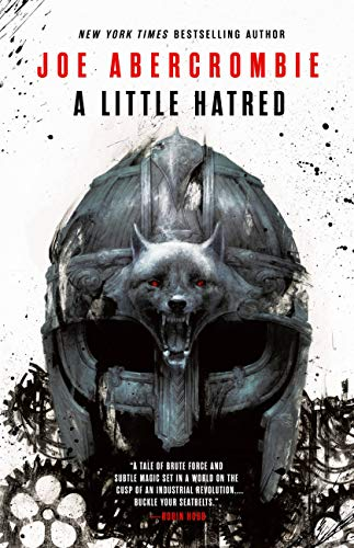 A Little Hatred (The Age of Madness Book 1) by [Abercrombie, Joe]