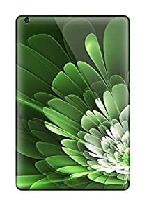 Ipad Mini Covers Cases - Eco-friendly Packaging(green Flowers)