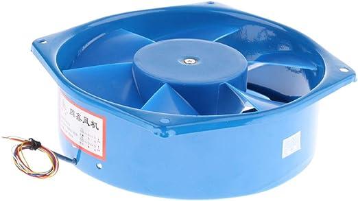 F Fityle 220-240V Incubadora De Ahorro De Energía De Gran Volumen Incubadora Ventilador Ventilador De Aire - Azul, Tal como se Describe: Amazon.es: Hogar