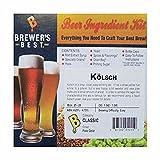 : Kolsch Homebrew Beer Ingredient Kit