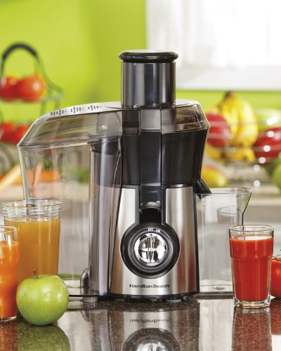 Hamilton Beach Juicer ~ Hamilton beach big mouth juice extractor